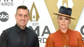 Pink admits she and husband, Carey Hart, don't know their own anniversary