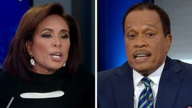 Impeachment topics have Juan Williams and Judge Jeanine at odds