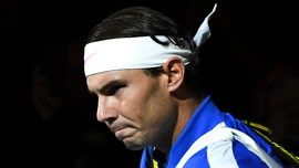 Rafael Nadal has testy exchange with reporter who asked whether his marriage affected play
