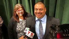 Los Angeles man walks free after spending 11 years in prison for robberies he didn't commit