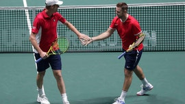 US eliminated from Davis Cup Finals despite win over Italy