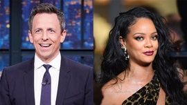 Seth Meyers reveals Rihanna's only weakness