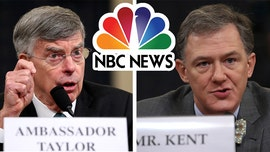 NBC News employees blast colleague's own report for saying first public impeachment hearing lacked 'pizzazz'