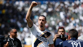 Zlatan Ibrahimovic announces departure from Los Angeles Galaxy: 'Now go back to watch baseball'