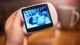 'Demonic' photo from baby monitor goes viral: 'Like something from a low-budget horror movie'