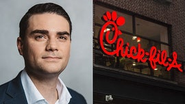 Shapiro says Chick-fil-A bowing to 'lords of political correctness': The left 'will never be satisfied'