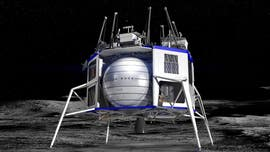 NASA picks SpaceX, Blue Origin and more for private moon lander project
