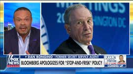 Dan Bongino calls Bloomberg 'a purely political animal' for apologizing for 'stop-and-frisk'