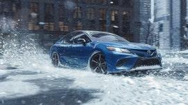 All-wheel-drive Toyota Camry sedan returns to battle SUVs