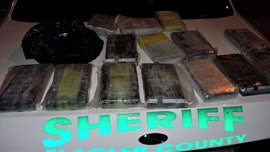 Florida police recover 15 kilos of cocaine that washed up on beach