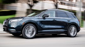 L.A. Auto Show: The 2021 Lincoln Corsair Grand Touring is a luxurious electrified compact SUV