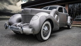 'Cursed' 1937 Cord 812 coming up for auction hides a political history