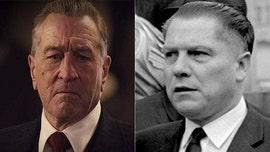 Top Jimmy Hoffa expert puts Robert De Niro on defensive: 'This movie is bull'