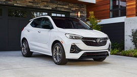 The 2020 Buick Encore GX is a big little SUV