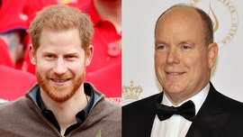 Prince Harry gets support from Prince Albert over British tabloid media complaints