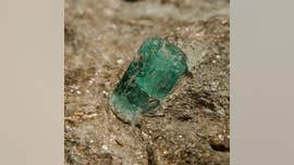 California man claims fire destroyed 500-pound emerald, report says