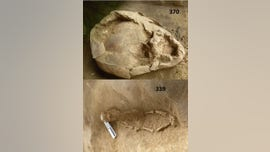 2 infants buried wearing helmets made from other youngsters' skulls have archaeologists puzzled