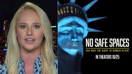 'We need to stop asking for cry rooms and safe spaces': Tomi Lahren at 'No Safe Spaces' premiere
