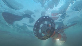 NASA underwater rover could aid in search for life