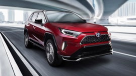 L.A. Auto Show: The 2021 Toyota Rav4 Prime is a powerful plug-in hybrid