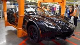 Chevrolet has built the last front-engine Corvette