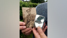 Miracle WWI silver cigarette case that stopped a bullet sells for thousands at auction
