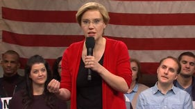 SNL mocks Warren's $52T 'Medicare-for-all'