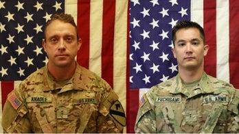 Pentagon identifies 2 soldiers killed in chopper crash in Afghanistan