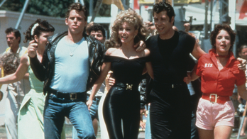 Spanx founder buys Olivia Newton-John's 'Grease' pants, says they were inspiration for legging line