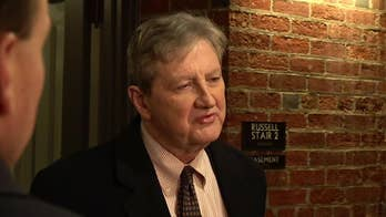 Sen. John Kennedy says he's a 'proud deplorable' at Trump rally, hits 'latte-drinking, avocado toast-eating insider elite'