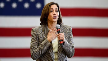 Kamala Harris, polling at 3 percent, hearing calls for campaign manager's resignation