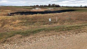 Keystone Pipeline leak spills more than 380,000 gallons of oil in North Dakota
