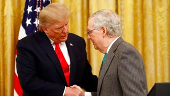 Trump, McConnell push ahead with judicial nominations amid coronavirus, presidential election