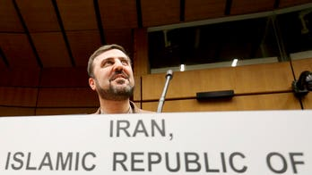 Iran says it barred UN nuclear inspector because she tested positive for explosive nitrates