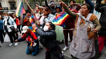 State Department warns against travel to Bolivia amid unrest