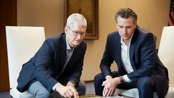 Trump asks Apple CEO if the tech giant could 'get involved in building 5G in the US'