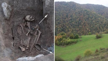 Tomb of battle-scarred ancient female warrior reveals its secrets