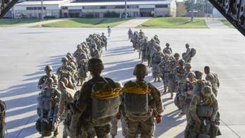 Army investigating death of paratrooper at Fort Bragg