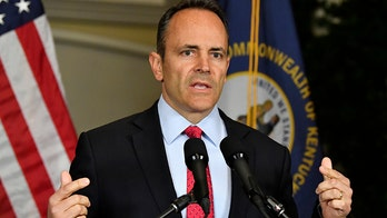 Kentucky Gov. Matt Bevin raises voter-fraud concerns as unofficial tally has him trailing by 5,000 votes