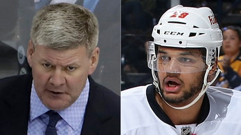 Bill Peters resigns as Calgary Flames coach after being accused of racial slurs