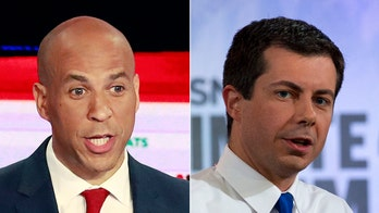 Cory Booker burns Pete Buttigieg over campaign's use of Kenyan photo in 'Douglass Plan' rollout