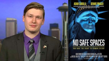 Conservative graduate from 'No Safe Spaces': Left-wing censorship on campuses 'absolutely insane'