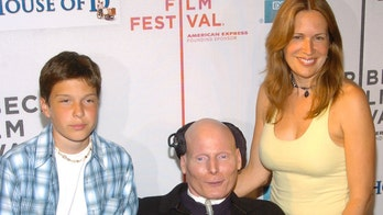 'Superman' actor Christopher Reeve's son remembers him 15 years after his death: 'He had an impact'