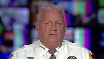 Maryland sheriff rips 'disgraceful and disrespectful' ban on 'thin blue line' flag