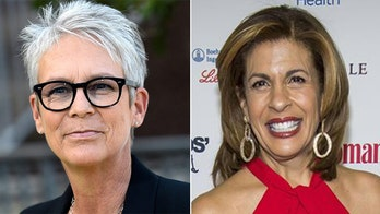 Jamie Lee Curtis wants Hoda Kotb to run for president