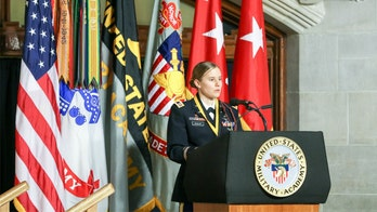 West Point honors Army captain for actions in Afghanistan