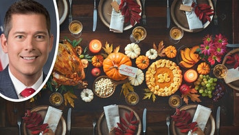 Former congressman Sean Duffy says don't shy away from politics at Thanksgiving dinner