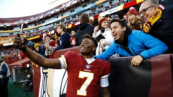 Redskins' Dwayne Haskins selfie with fans was 'unprofessional' and 'wrong,' Joe Theismann says
