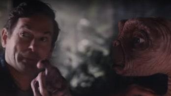 ET, Elliott reunited in heartwarming Xfinity commercial