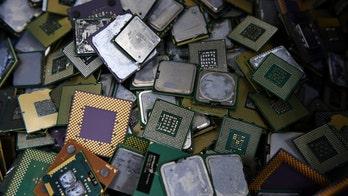 Electronic waste pileup sparks warnings